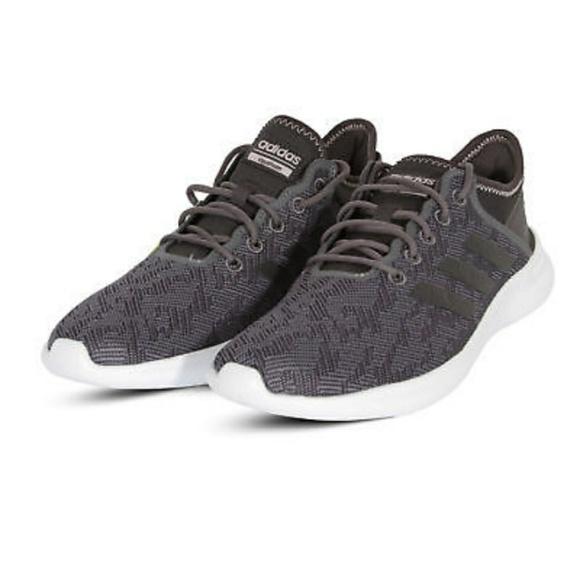 76712500f6d006 NWT womens Adidas neo cloudfoam QT flex. Grey